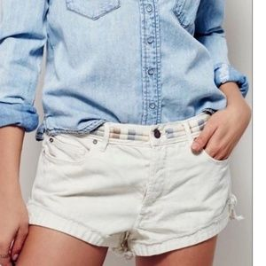 NWOT free people shorts
